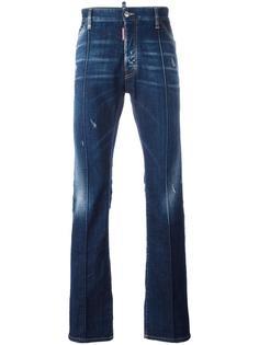 джинсы 'Richard' прямого кроя Dsquared2