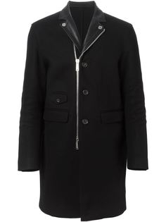 короткое пальто на молнии Dsquared2