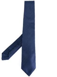 классический жаккардовый галстук Kiton