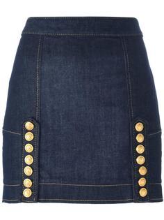 джинсовая мини юбка 'Livery' Dsquared2