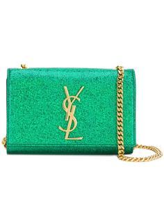 мини сумка через плечо 'Monogram' Saint Laurent