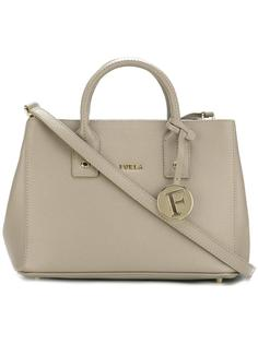сумка-тоут с логотипом Furla