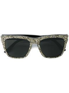солнцезащитные очки 'SL 137 Devon' с блестками Saint Laurent