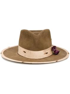 шляпа 'Devil & Rose' Nick Fouquet