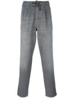 джинсы прямого кроя Brunello Cucinelli