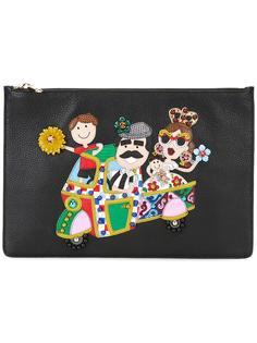 клатч 'DG Family' Dolce & Gabbana