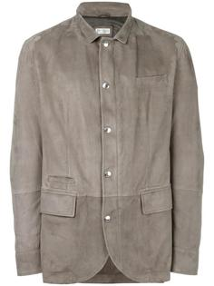 куртка-пиджак на молнии Brunello Cucinelli