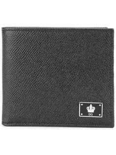 складной бумажник Dolce & Gabbana