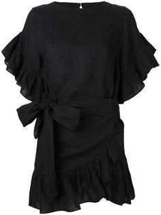 платье 'Delicia' с оборками Isabel Marant Étoile