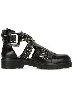 ботинки по щиколотку 'Dalston' McQ Alexander McQueen