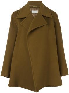 объемное пальто System