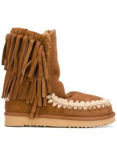 ботинки 'Eskimo Fringe' Mou