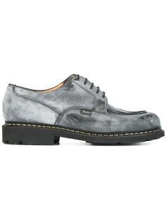 классические туфли оксфорды Paraboot