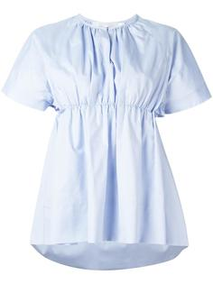 расклешенная блузка Victoria Victoria Beckham