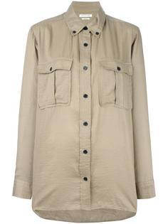 рубашка с нагрудными карманами Isabel Marant Étoile