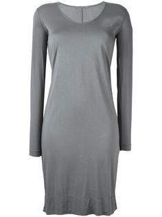 платье-футболка с U-образным вырезом Transit