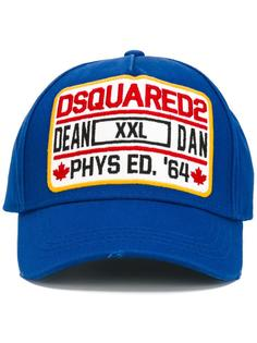 бейсболка 'Phys Ed' Dsquared2