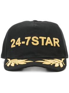 бейсболка с логотипом '24-7' Dsquared2