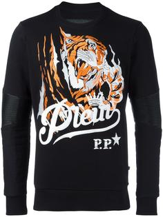 толстовка 'Blood Tiger' Philipp Plein