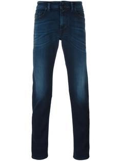 джинсы кроя скинни Diesel