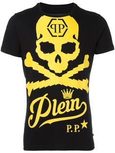 футболка 'Airline' Philipp Plein