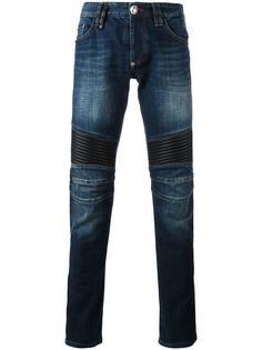 байкерские джинсы 'Raiatea' Philipp Plein