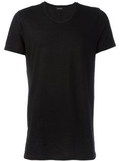 классическая приталенная футболка  Exemplaire