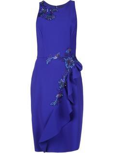 embellished dress Marchesa Notte