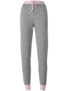 спортивные брюки дизайна колор-блок Chinti And Parker