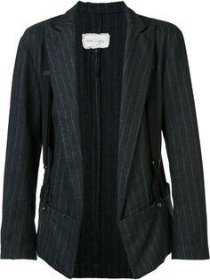 пиджак в полоску Greg Lauren