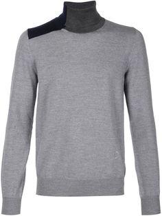свитер с высоким горлом Viktor & Rolf