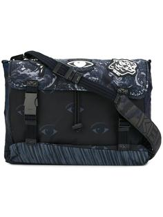сумка-мессенджер с принтом Kenzo