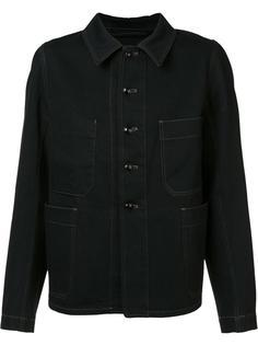 легкая куртка на пуговицах Lemaire