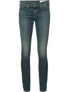 folded hem skinny jeans Rag & Bone /Jean