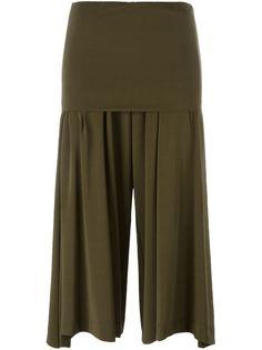 широкие брюки Issey Miyake