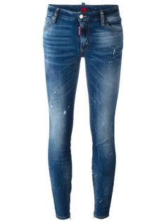 джинсы кроя скинни 'Twiggy' Dsquared2