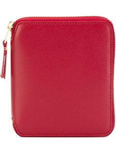 кошелек с круговой-застежкой-молнией Comme Des Garçons Wallet