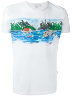 футболка 'Canoe Canoodle' Orlebar Brown