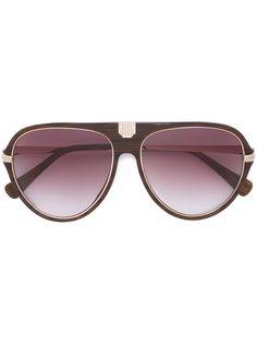 солнцезащитные очки-авиаторы Balmain