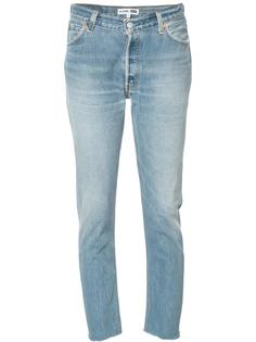 relaxed cropped jeans Re/Done