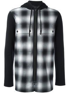 'Combo' zipped hoodie Helmut Lang
