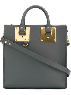 сумка-тоут квадратной формы  Sophie Hulme