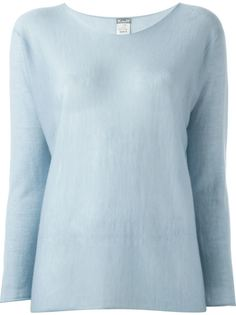 свитер рыхлой вязки Kristensen Du Nord