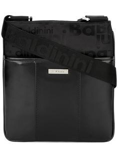 сумка-мессенджер с передним карманом Baldinini