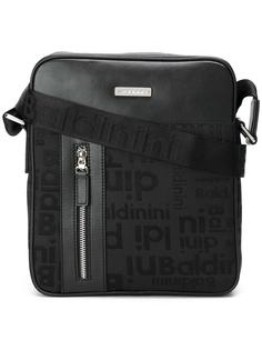 сумка-мессенджер с логотипом Baldinini