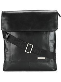 сумка-мессенджер с откидным клапаном Baldinini