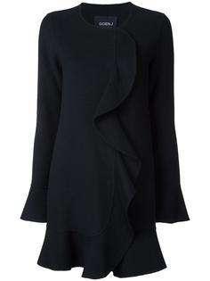 платье с оборками Goen.J