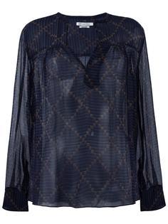 блузка с V-образным вырезом Isabel Marant Étoile