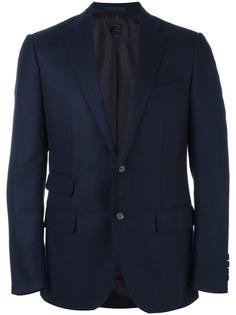 flap pocket blazer Caruso