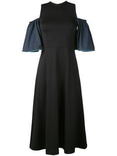 'Rogers' maxi dress Ganni